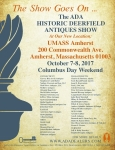 The ADA Historic Deerfield Antiques Show